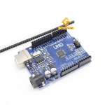 Arduino Uno R3 แบบ SMD เพิ่มพอร์ทขยายขา แถมฟรี สายUSB