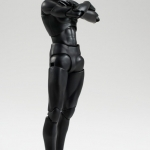 S.H. Figuarts - Body-kun (Solid black Color Ver.)(Pre-order)