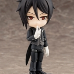 Cu-poche - Black Butler Book of the Atlantic: Sebastian Michaelis Posable Figure(Pre-order)