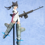 PLAMAX MF-06 minimum factory - Strike Witches the Movie: Mio Sakamoto 1/20 Plastic Model(Pre-order)
