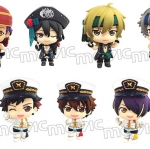 Color Colle - Ensemble Stars! Vol.6 Shukkou! Kaijou no Kaizoku Fes Hen 9Pack BOX(Pre-order)