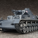 "figma Vehicles - Girls und Panzer 1/12 IV Tank Ausf. D ""Finals""(Pre-order)"