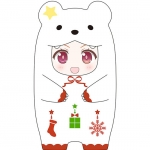 Nendoroid More - Kigurumi Face Parts Case (Christmas Polar Bear Ver.)(Pre-order)