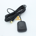 3m Magnetic Mount GPS SMA Antenna w/Male Connector