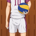 Haikyuu!! - Life-size Wall Scroll: Kenjiro Shirabu(Pre-order)