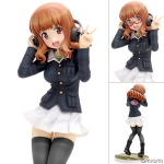 Girls und Panzer the Movie - Saori Takebe Panzer Jacket Ver. 1/8 Complete Figure(Pre-order)