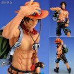 Portrait.Of.Pirates ONE PIECE NEO-DX Portgas D. Ace 10th LIMITED Ver. 1/8 Complete Figure(Pre-order)