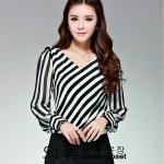 [พร้อมส่ง] Koreacloset เสื้อสตรี B81