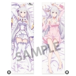 Re:ZERO -Starting Life in Another World- Hugging Pillow Cover: Emilia(Pre-order)