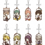 Eformed Mikagura School Suite - Buranko Rubber Strap 8Pack BOX(Pre-order)