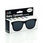 Mustachifier Black Sunglasses Age 0-2 แว่นกันแดดสีดำ