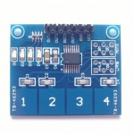 4-way Switch Digital Touch Capacitive Module