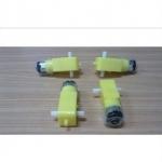 Gear Motor 3V - 12V สำหรับ Smart Robot Car เฟือง 1:48