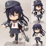 Cu-poche - Kantai Collection -Kan Colle- Akatsuki Posable Figure(Pre-order)
