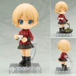 Cu-poche - Girls und Panzer the Movie: Darjeeling Posable Figure(Pre-order)