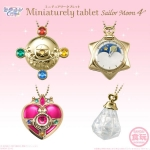 Miniaturely Tablet Sailor Moon Part.4 10Pack BOX (CANDY TOY)(Pre-order)