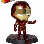 Hero Remix Bobble Head Series - Avengers: Iron Man Mk.43 (Chrome Plating ver.) (Complete Figure)(Tentative Pre-order)