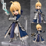 Parfom - Fate/stay night [Unlimited Blade Works]: Saber Posable Figure(Pre-order)