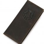 GT-8013 กระเป๋าสตางค์หนังแท้ ใบยาว หนังออยล์