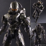 Play Arts Kai - HALO 5: GUARDIANS: Master Chief(Pre-order)