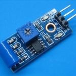 420 Vibration Sensor vibration module โมดูลตรวจจับความสันไหวปรับความไวได้