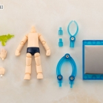 Cu-poche Extra - School Swimsuit Body for Boys Posable Figure(Pre-order)