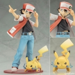 "ARTFX J ""Pokemon"" Series - Red with Pikachu 1/8 Complete Figure(Pre-order)"