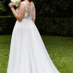 How To : เลือกชุดแต่งงานสำหรับอวบ ให้ใส่แล้วสวยสง่างาม