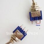 สวิตช์ SPDT Switch 3 Ways 3 ขา 3.2x1.3x8 cm