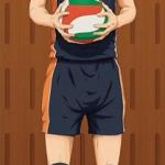 Haikyuu!! - Life-size Wall Scroll: Tadashi Yamaguchi(Pre-order)