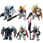 FW GUNDAM CONVERGE #5 10Pack BOX (CANDY TOY)(Pre-order)