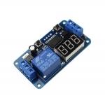 Digital Delay Timer 0-999 Seconds 12V Relay Switch Control Module โมดูลหน่วงเวลาปิด