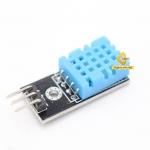 DHT11 Digital Temperature and Humidity Sensor แบบ PCB พร้อมสายไฟ