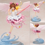 ARTFX J - Cardcaptor Sakura: Sakura Kinomoto -Sakura Card Arc- 1/7 Complete Figure(Pre-order)