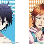 K RETURN OF KINGS - Pillow Cover: Saruhiko & Misaki(Pre-order)