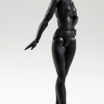 S.H. Figuarts - Body-chan (Solid black Color Ver.)(Pre-order)