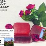 rose soap สบู่เซรั่มกุหลาบ