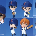 Kotsubu Danshi - Ace of Diamond Figure Charm 8Pack BOX(Pre-order)