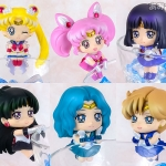 Ochatomo Series - Sailor Moon Cosmic Heart Cafe 8Pack BOX(Pre-order)