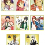 KING OF PRISM by Pretty Rhythm - Trading Mini Shikishi 8Pack BOX(Pre-order)