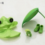 Cu-poche Extra - Rainy Day Set (Frog)(Pre-order)