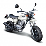1/12 Bike No.21 Honda Ape 50 Plastic Model(Tentative Pre-order)