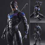 Play Arts Kai - Batman Arkham Knight: Night Wing(Pre-order)