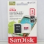 Micro SD 8GB SanDisk ULTRA thumbnail 1