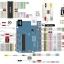 Arduino UNO R3 แถมฟรี สายUSB thumbnail 7