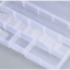 Electronics box กล่องอิเล็กทรอนิกส์ 15ช่อง ขนาด 95mmx170mmx23mm (กxยxส) thumbnail 3