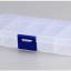 Electronics box กล่องอิเล็กทรอนิกส์ 15ช่อง ขนาด 95mmx170mmx23mm (กxยxส) thumbnail 4