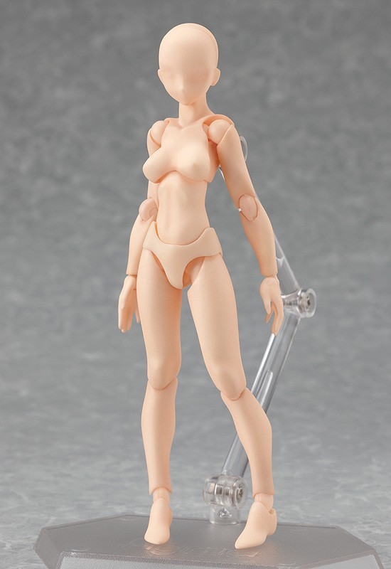 figma archetype:she flesh color ver.(Limited Preorder)