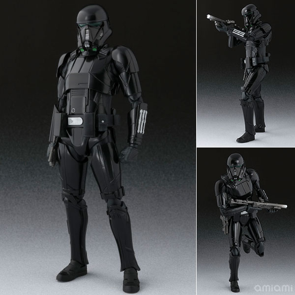 """S.H. Figuarts - Death Trooper """"Rogue One: A Star Wars Story""""(Pre-order)"""