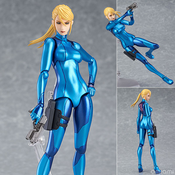 figma - METROID Other M: Samus Aran Zero Suit ver.(Pre-order)